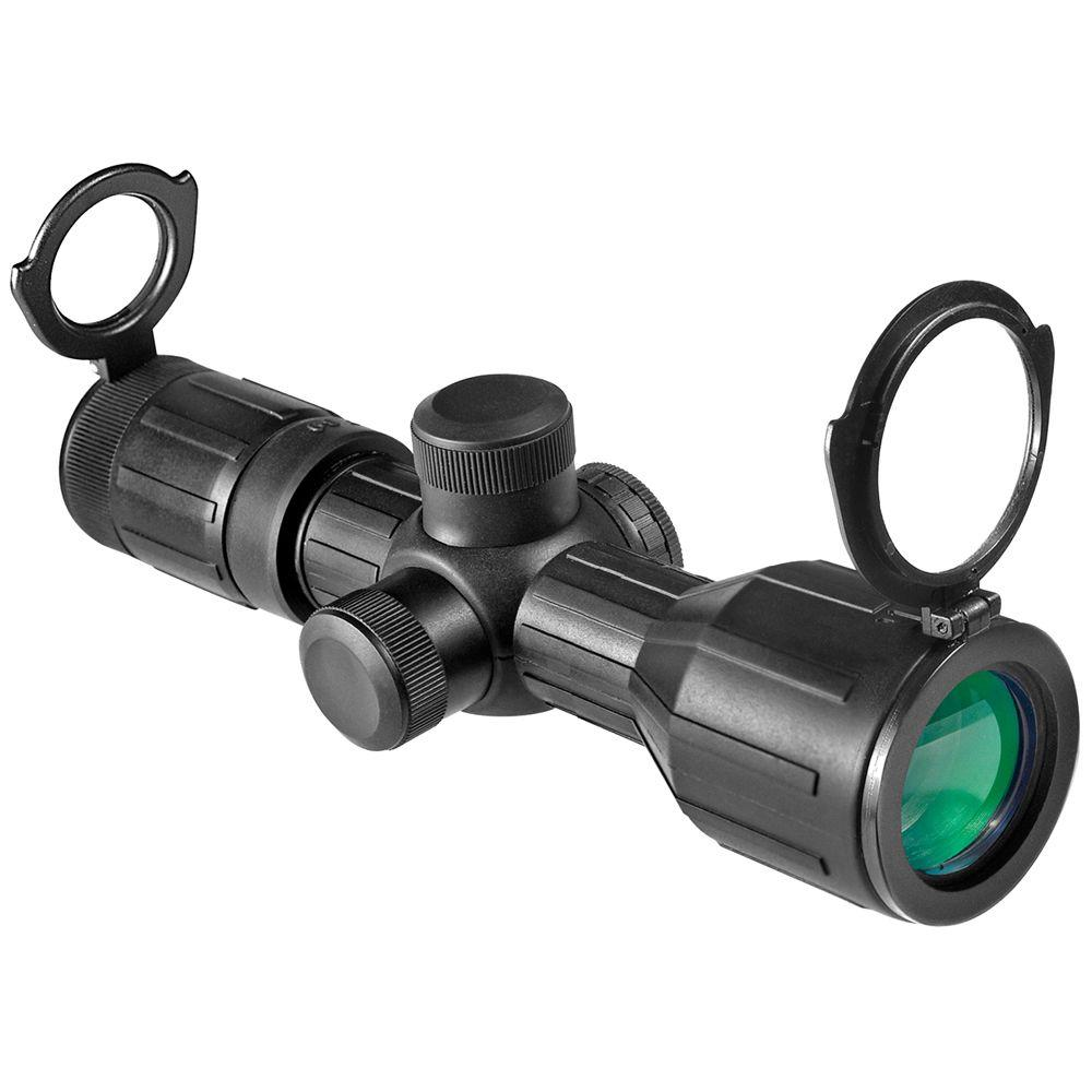 Contour 3-9x40 Rubber Armored IR Riflescope